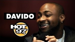 Davido Talks Jail, Young Thug & More On Ebro In The Morning